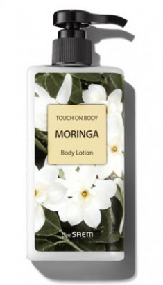 Лосьон для тела THE SAEM Touch On Body Moringa Body Lotion 300мл