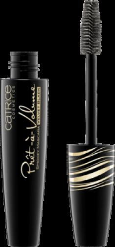 Тушь для ресниц Prêt-à-Volume Smokey Mascara Catrice 010 Velvet Black