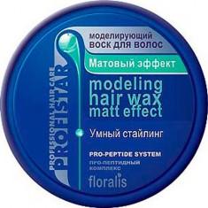 Воск для волос Матовый эффект ProfiStar FLORALIS