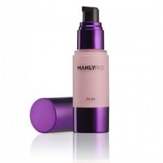 База под макияж увлажняющая освежающая HD Manly Pro (прозрачно-нежно-розовая) БТHD