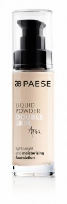 Aqua Liquid Powder Double Skin Paese тон 10А