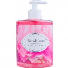 Жидкое мыло Нежность пиона Fleurs De France Liv Delano