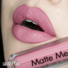 Блеск для губ MATTE ME 1037 Shabby Chic Sleek MakeUp