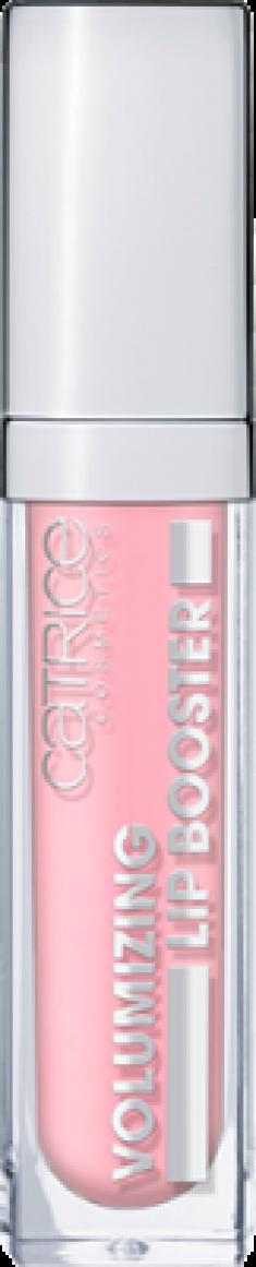 Блеск для губ CATRICE Volumizing Lip Booster Прозрачный