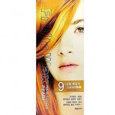 Краска для волос на фруктовой основе Fruits Wax Pearl Hair Color WELCOS